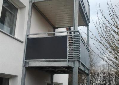 Balkon-Projekte - Schlosserei Härthe